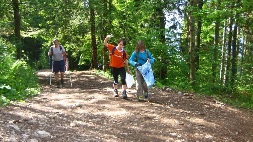 Očistimo poti na Kriško goro